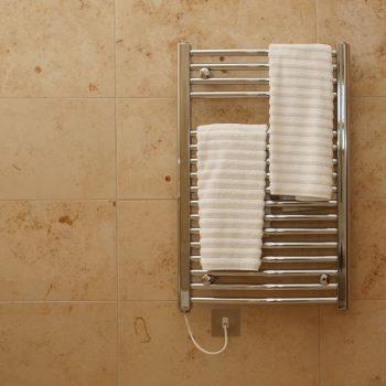 Grzejniki elektryczne w łazience Gdańsk